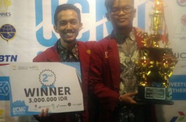 IPIEF Student won UNNES Capital Market Competition 2017