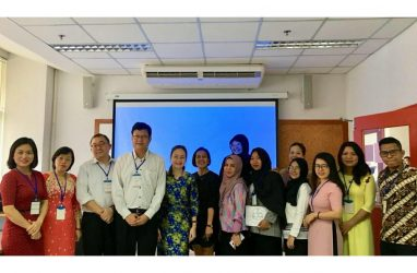 IPIEF Student Joined International Conference in Thailand