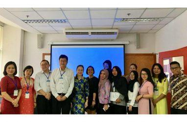 Mahasiswa IPIEF ikuti International Conference di Thailand