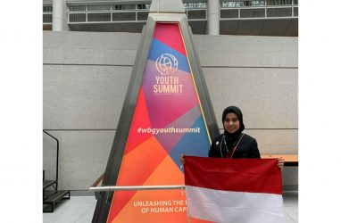 IPIEF Students Selected to Join the 2018 World Bank Youth Summit in Washington, DC