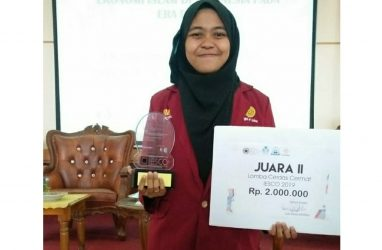 Mahasiwa IPIEF Menangkan Lomba Cerdas Cermat Ekonomi Islam Tingkat Nasional
