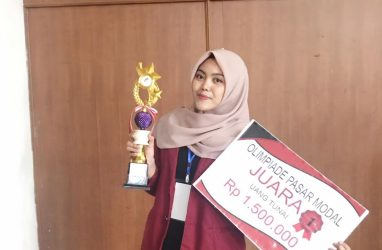 IPIEF Student 1st Winner Capital Market Olympiad