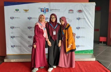 3 IPIEF Students Joined Call for Paper Asian Youth Conference in Asia Pasific University.